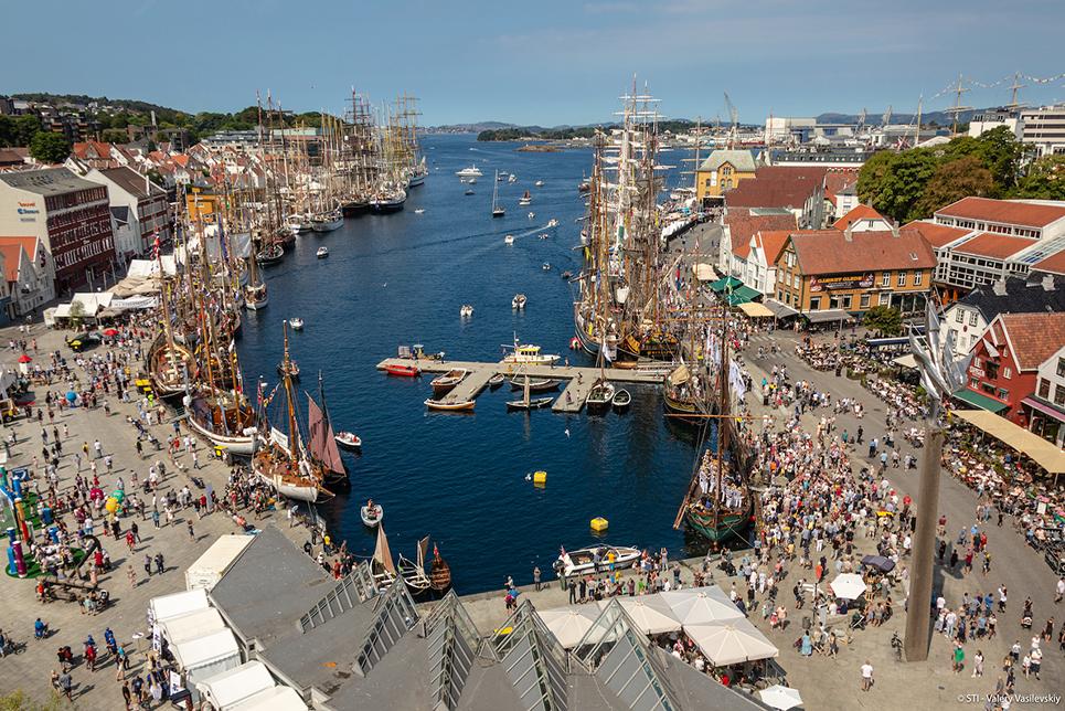 Stavanger, Norway - Sail On Board