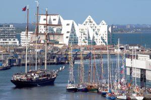 Tall Ships in Aarhus