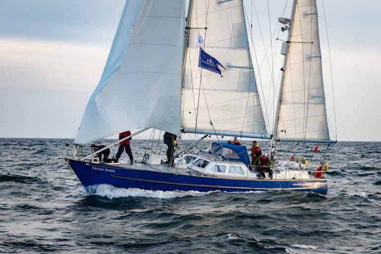 Yacht Ocean Scout