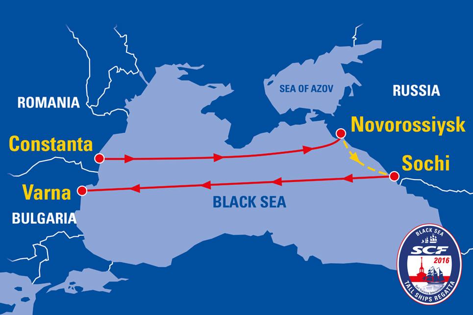 SCF Black Sea Regatta 2016