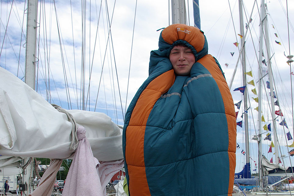 Life On Board Sleeping Bag