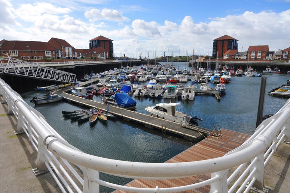 Roker Marina, Sunderland