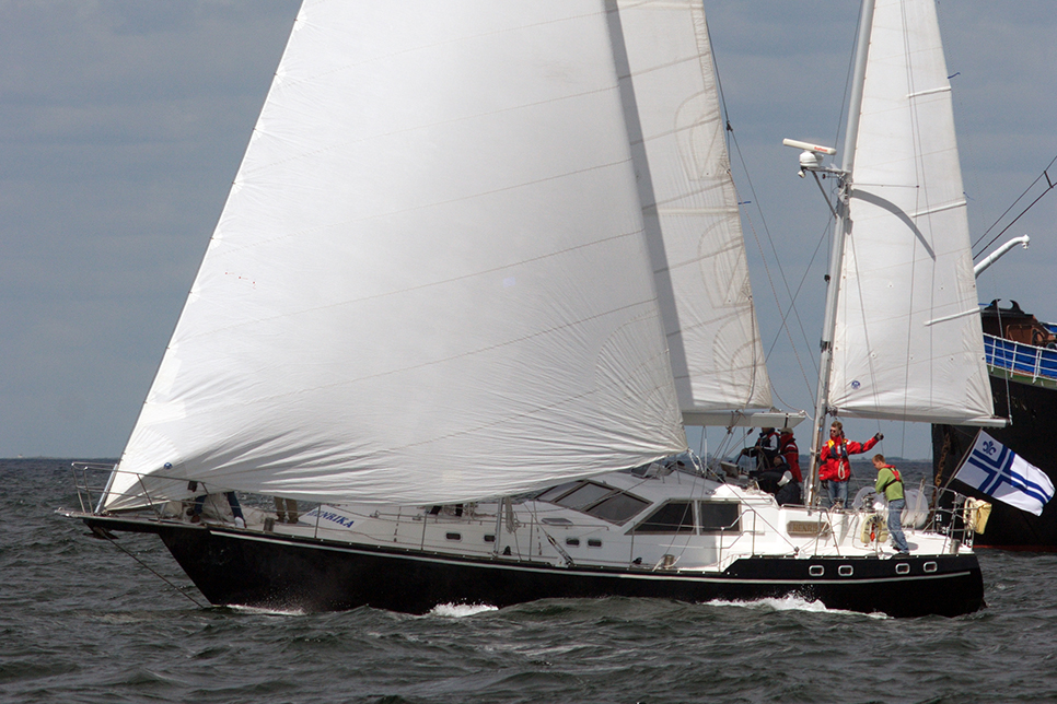henrika yacht
