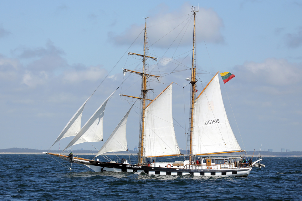 brabander sail on board