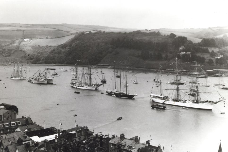 Dartmouth, 1956
