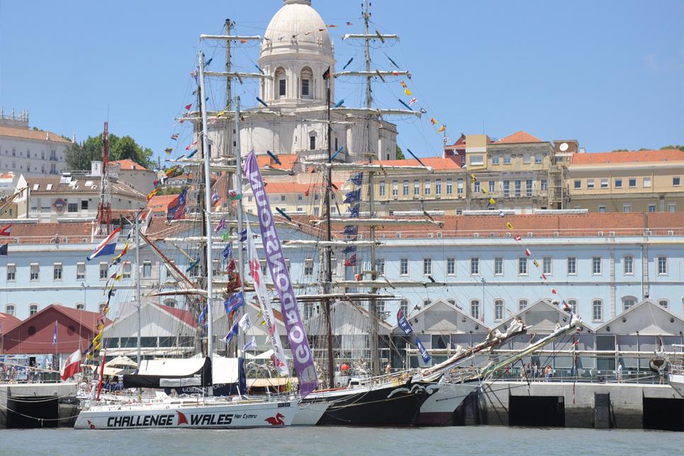 Challenge Wales in Lisbon