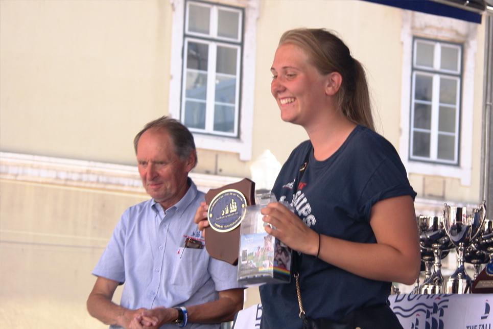#tsrselfie competition winner, Hanne Olsen.
