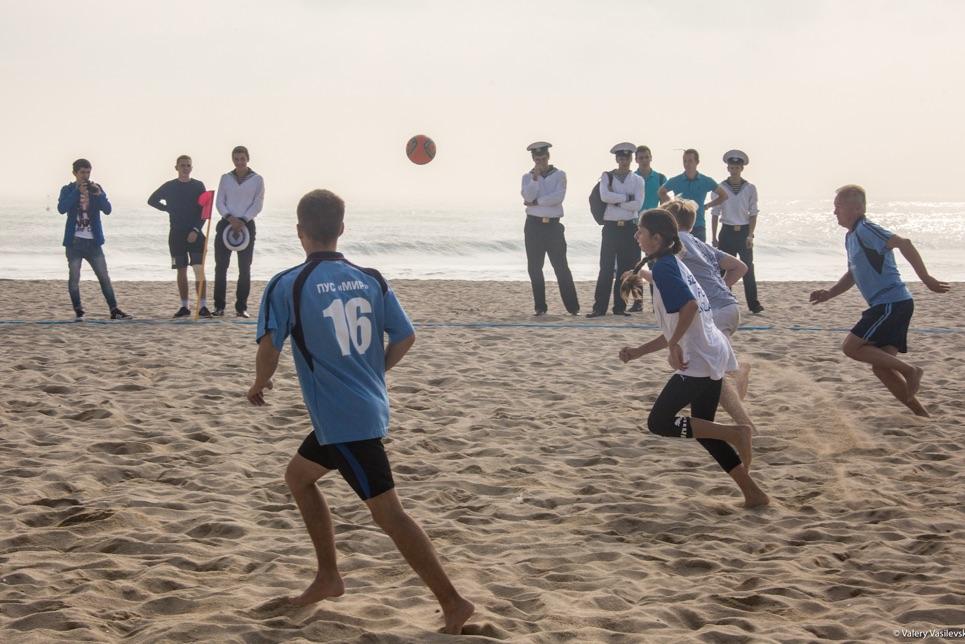 Crew sports in Varna