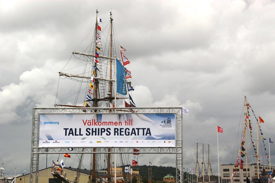 North Sea Regatta Race Report 4 Banner