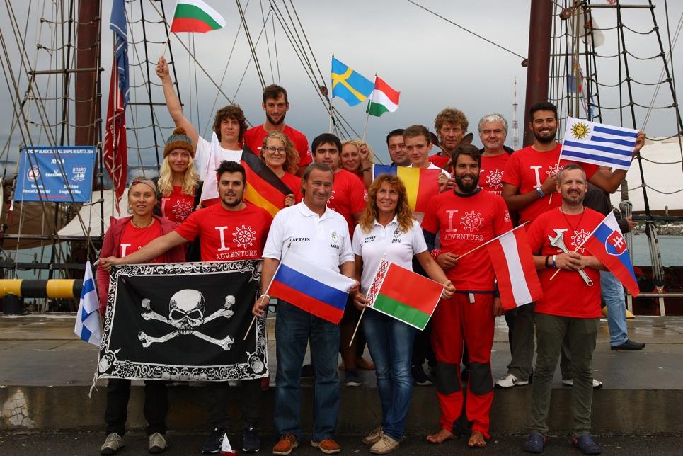 International friendship in Sochi