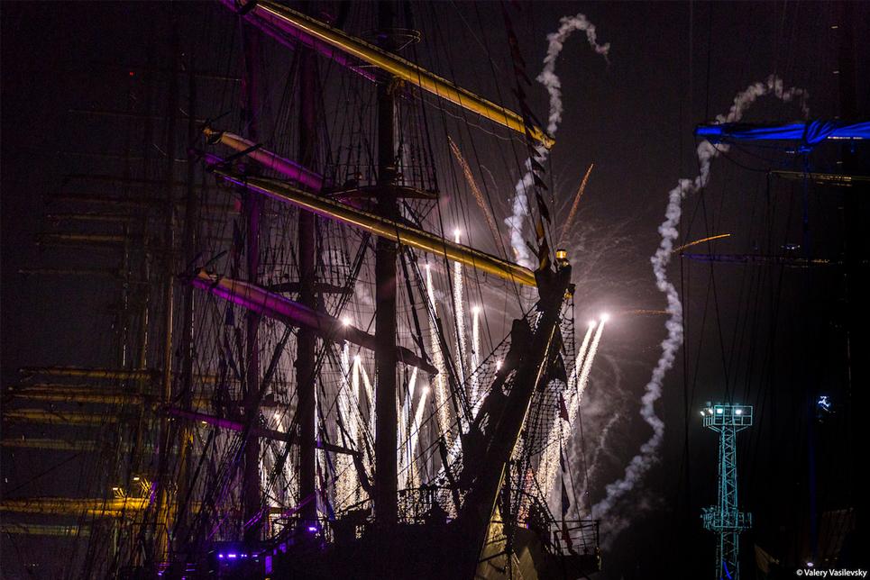 Fireworks in Varna