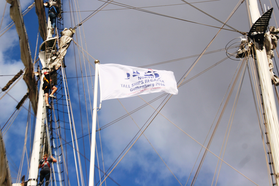 The North Sea Tall Ships Regatta 2016 Gothenburg