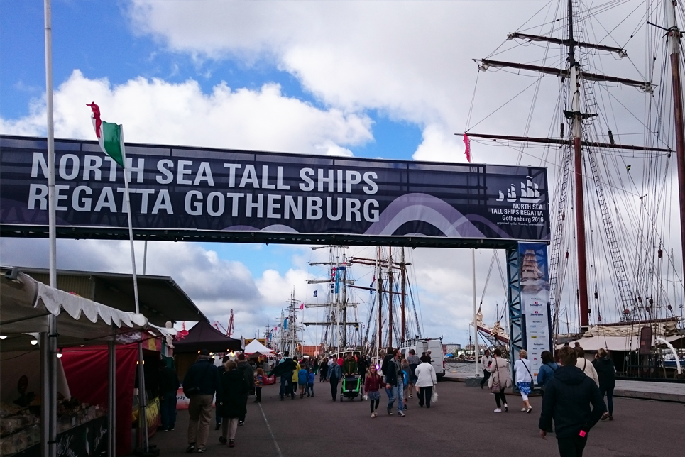 Welcome to the North Sea Regatta 2016 in Gothenburg