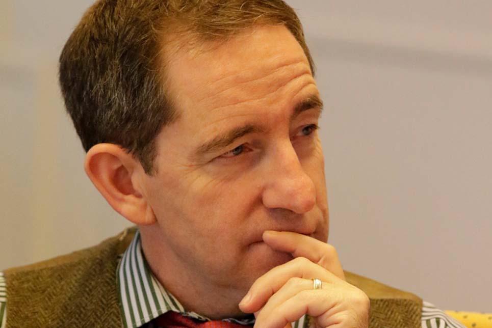 Doug Prothero, STI Chairman.