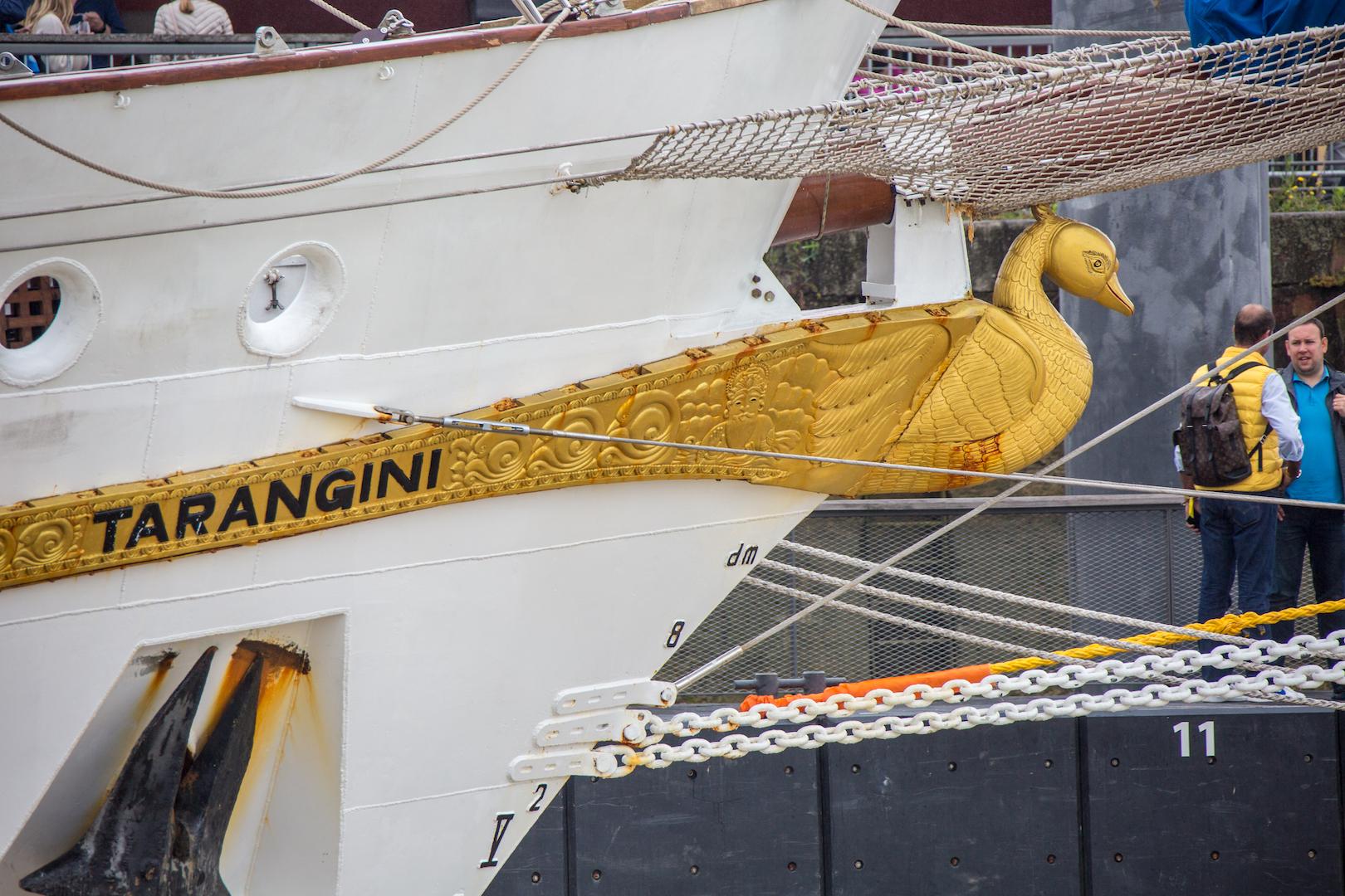 Tarangini Sail On Board Sailing Ship Diagram Tall Ships Pinterest Figurehead