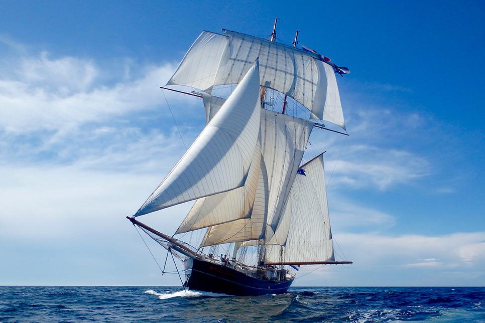 Sail Training Ship Wylde Swan