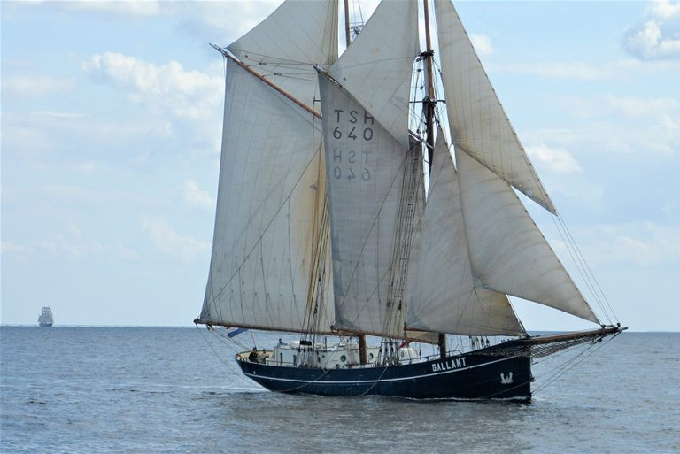 Tall Ship De Gallant