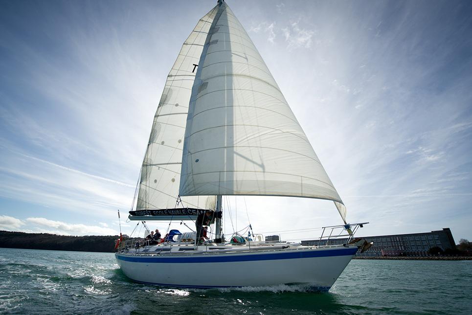 sail training ship hosanna