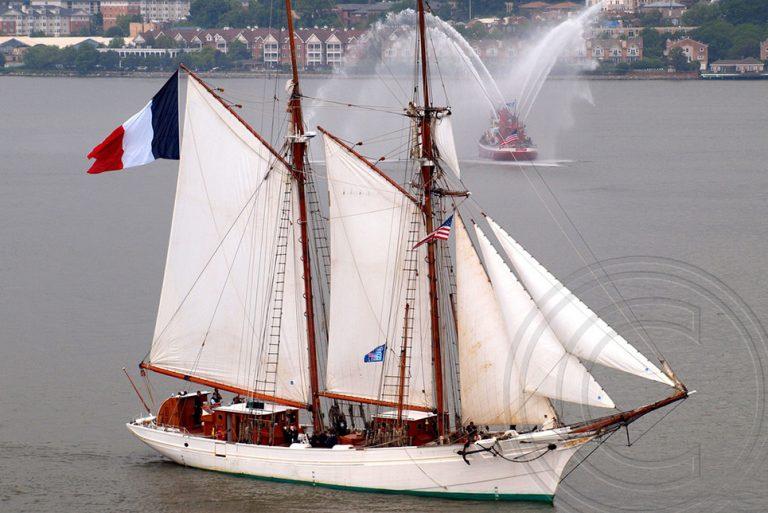 sail training ship Etoile