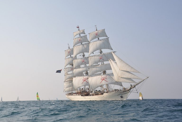 Tall Ships Races Sail Training Ship Shabab Oman II