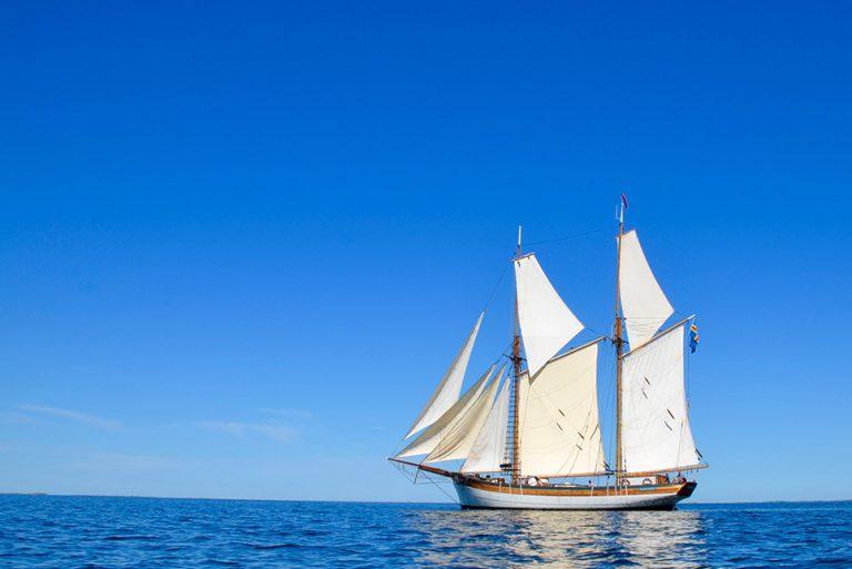 Tall ship Albanus