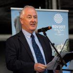 Ross MacDonald, Sail Training International Race Chairman