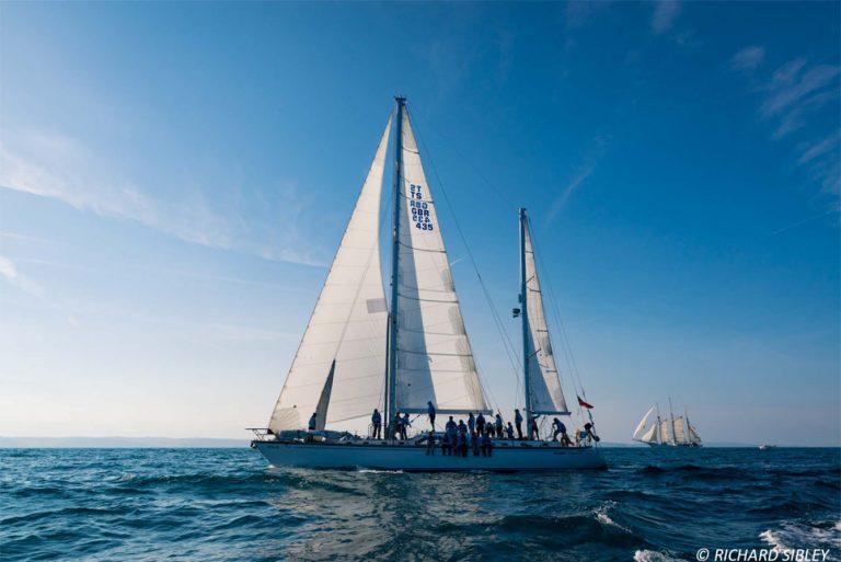 Rona II, Rendez-Vous 2017 Tall Ships Regatta Race 1