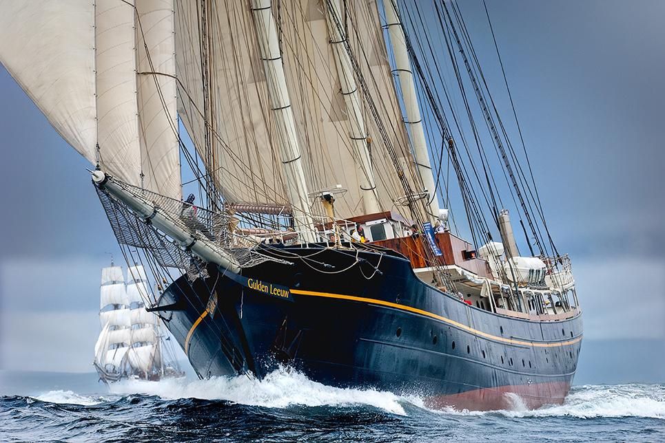 tall ship gulden leeuw