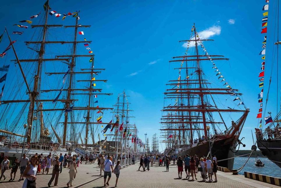 Tall Ships Race 2021