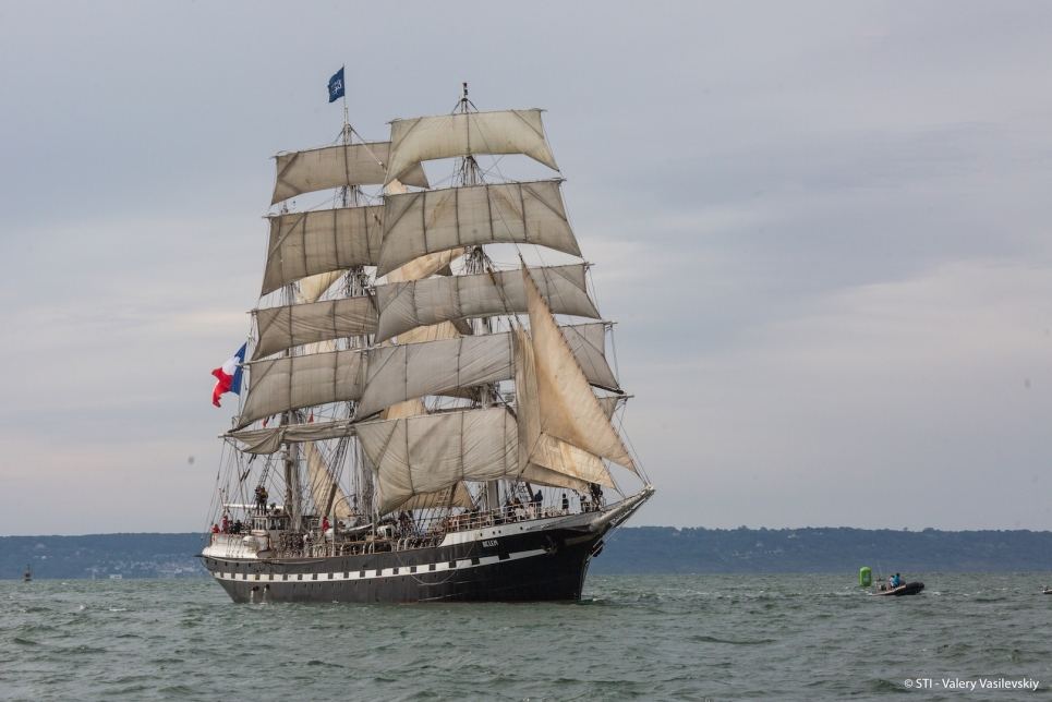tall ship kruzenshtern