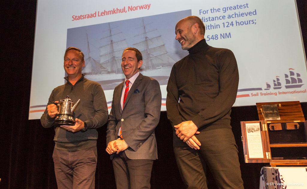 2017 Boston Teapot Trophy- Statstraad Lehmkuhl (Norway).