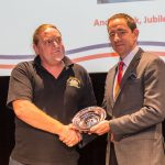2017 Lifetime Achievement in Sail Training award- Andy Spark (UK).