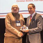 2017 Lifetime Achievement in Sail Training award- Christian Bickert (France)