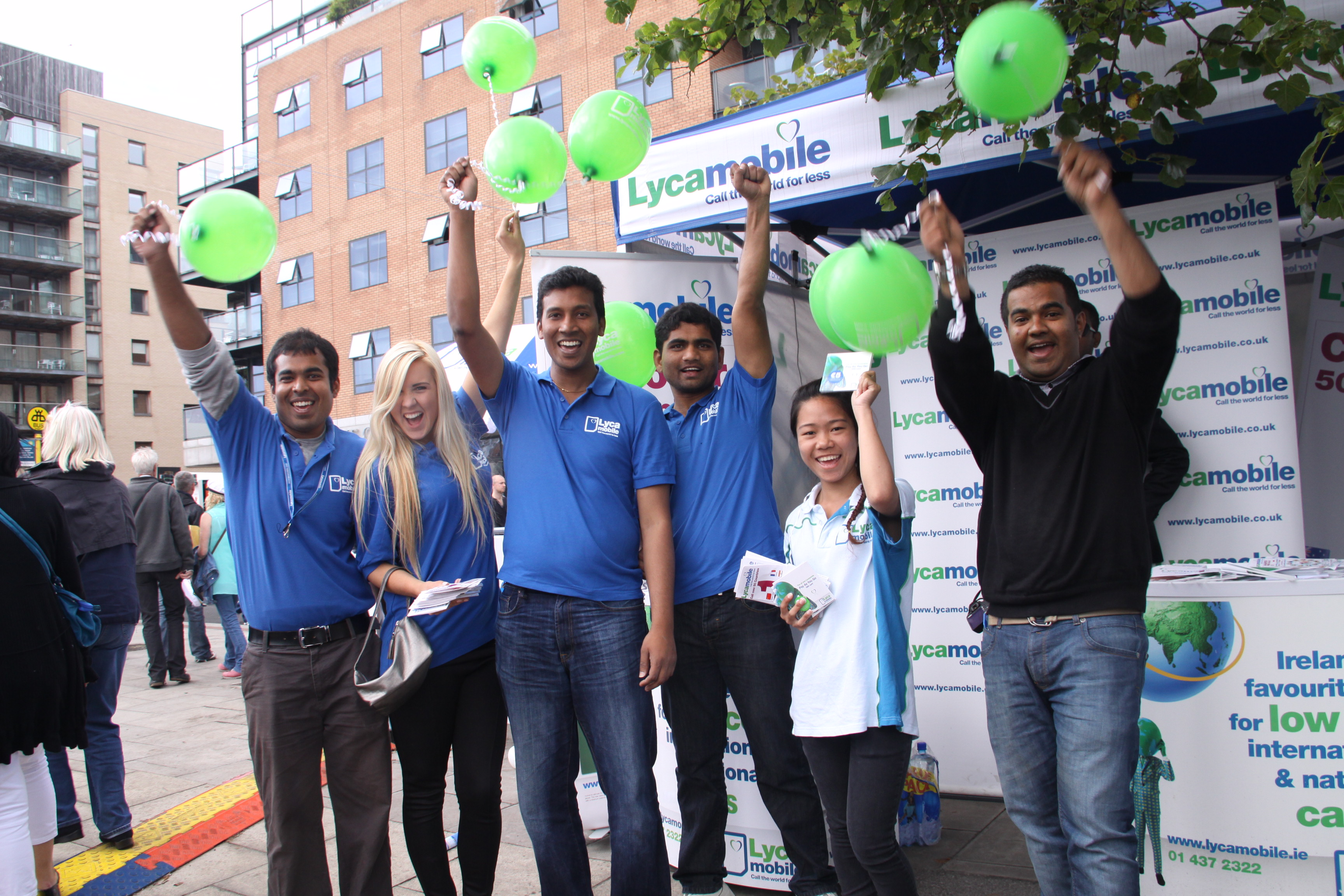 Lycamobile signs landmark title sponsorship - Sail On Board