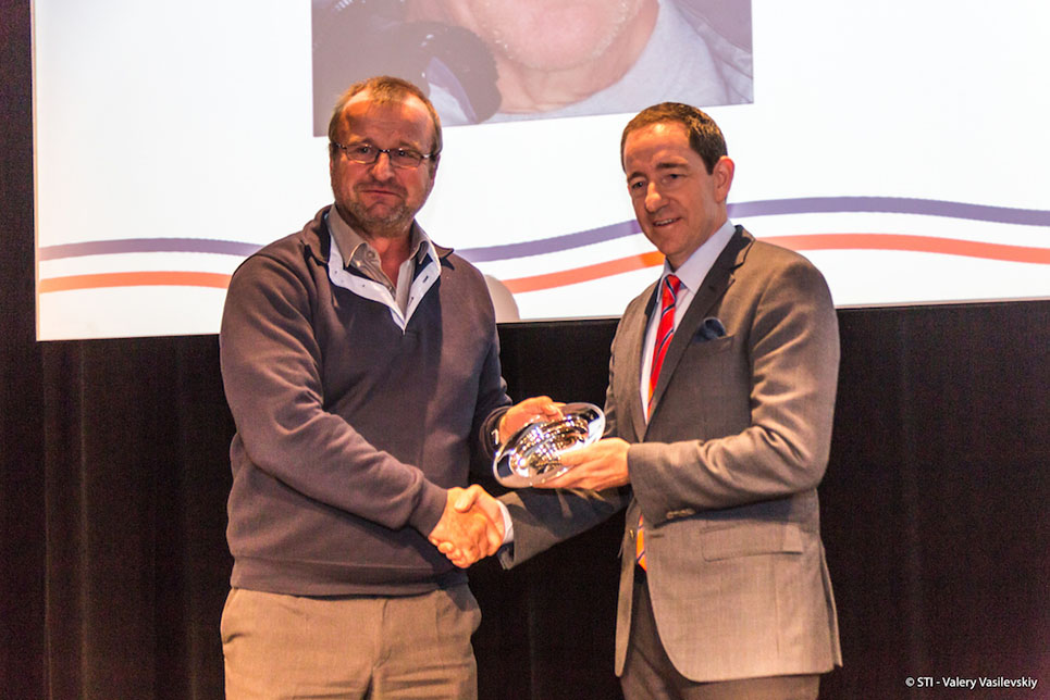 2017 Sail Trainer of the Year (volunteer, over 25) - Bent Lindfors (Finland)