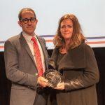 2017 Sail Training International mission award - Jennifer Angel (Canada)