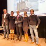 2017 Vessel Operator of the Year (large vessel) - Gulden Leeuw (Netherlands)