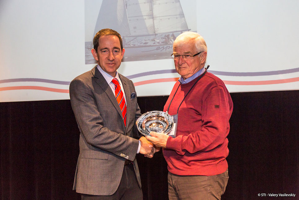 2017 Vessel Operator of the Year (small vessels) - Esprit (Germany)