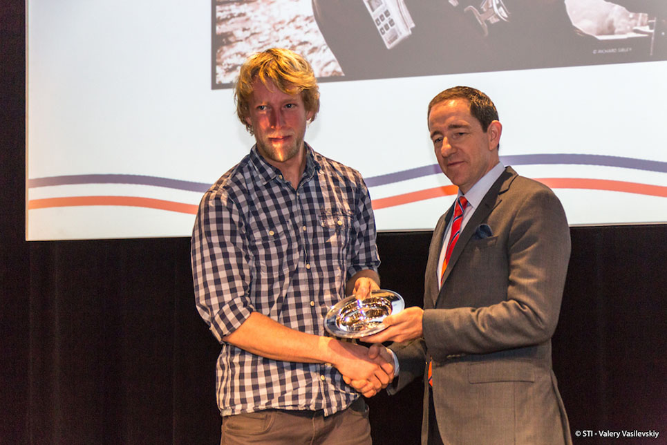 2017 Young Sail Trainer of the Year (professional) - Jakob Fremgen (Germany) (28).