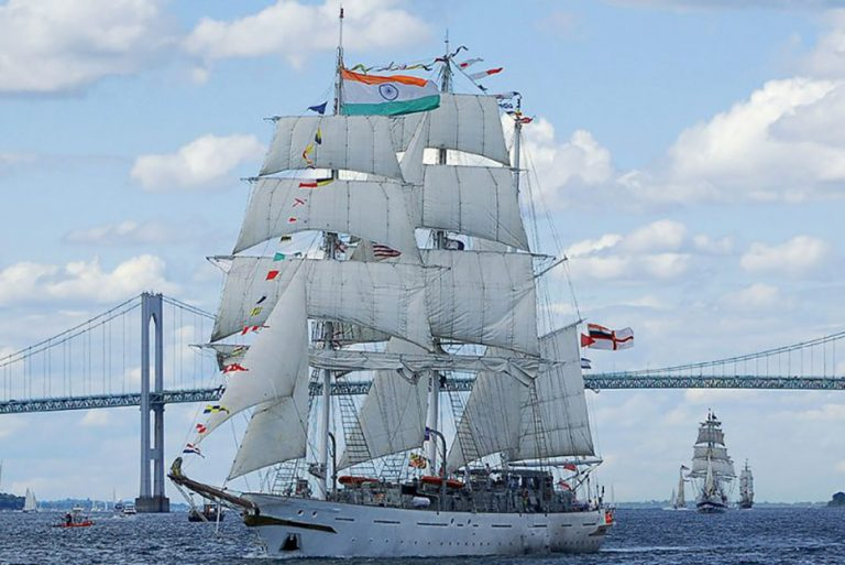 Tall Ship Tarangini