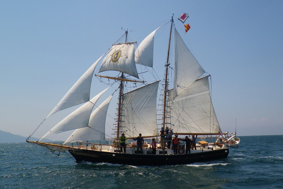 tall ship ami