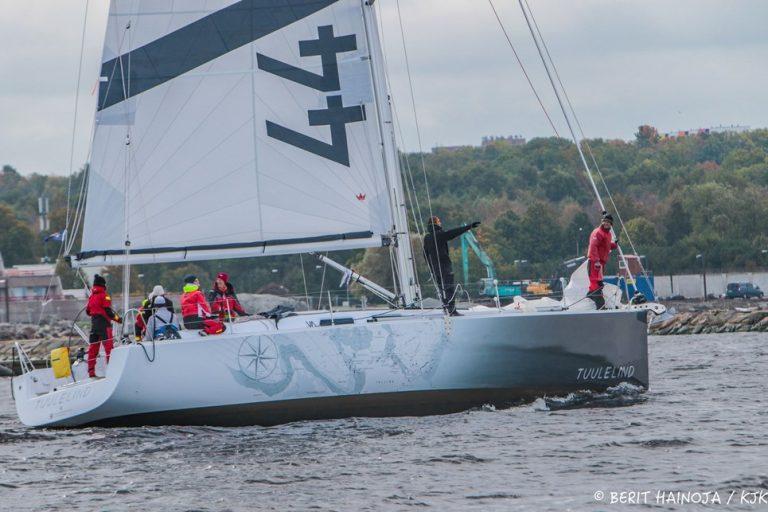 Sailing vessel Tuulelind
