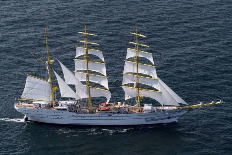 tall ship bima suci