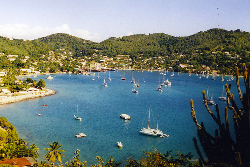 the grenadines best places to sail
