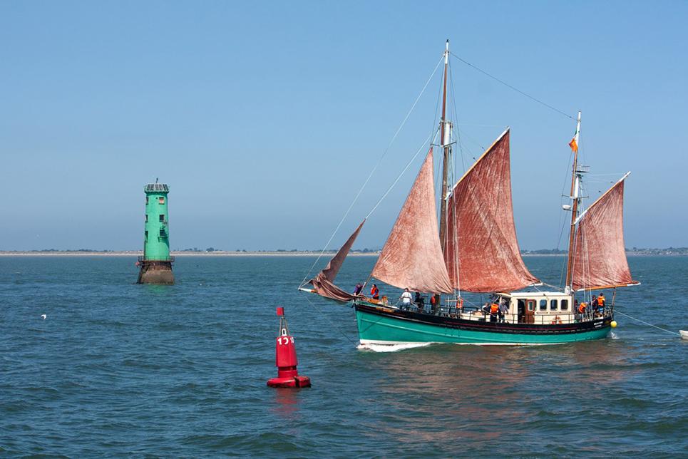 Sail Training vessel Brian Boru