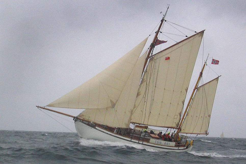 Sail Training vessel Stina Mari