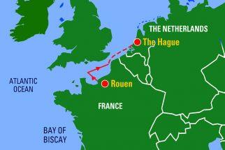 liberty tall ships regatta 2019 event map