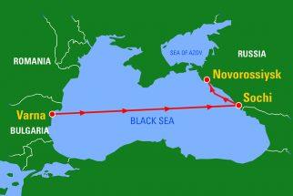 SCF Black Sea Tall Ships Regatta 2019