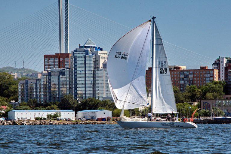 yacht komandor bering poland