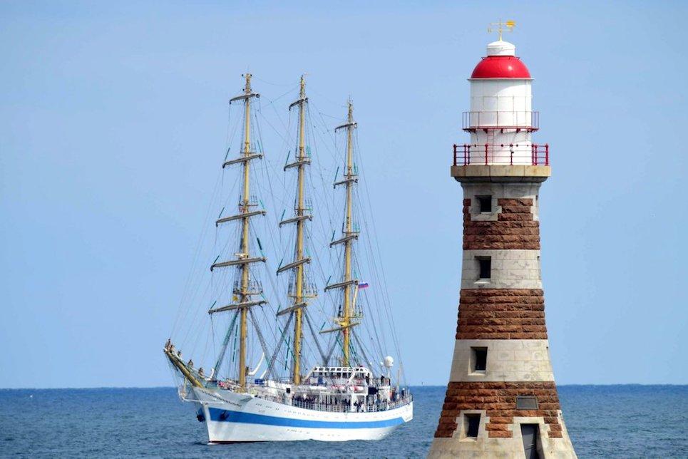 mir sunderland tall ships races 2018